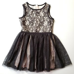 Pippa & Julie Lace and Tulle Party Dress